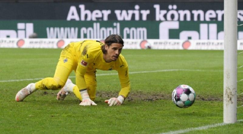 Герой матча с чемпионами мира французами вратарь сборной Швейцарии Янн Зоммер.
