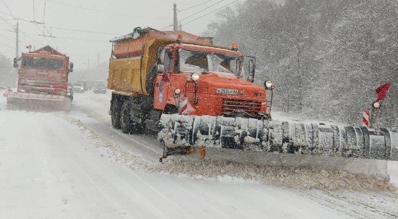 Фото: Служба автомобильных дорог Республики Крым/ВКонтакте