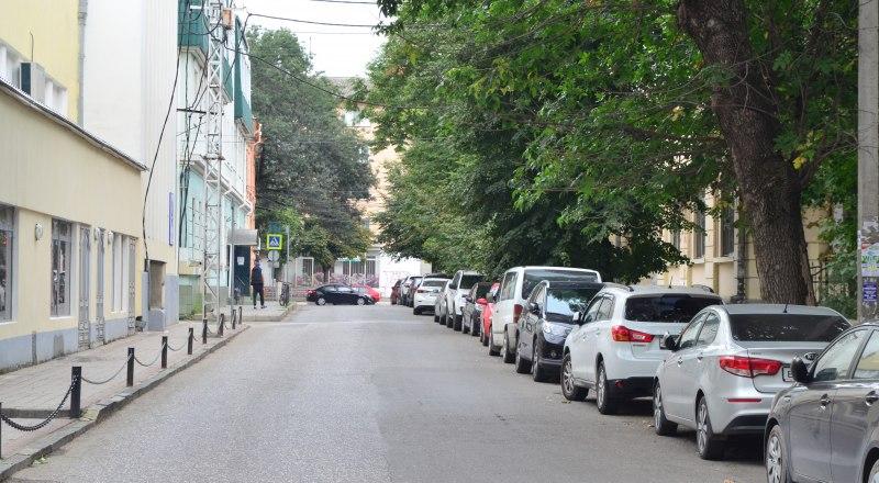 Схема объезда. На улице Менделеева пока спокойно.
