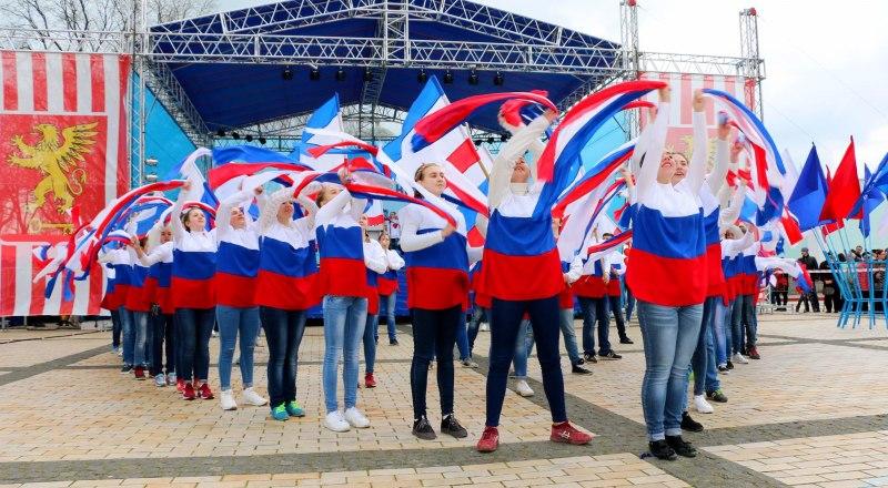 Крым - Россия - навсегда.