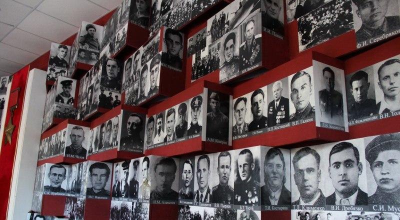 Музейная экспозиция «Герои Эльтигена».