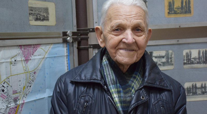 Евгений Егоров.