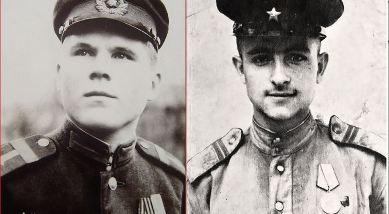 Фёдор Гаврилов и Азат Григорян.