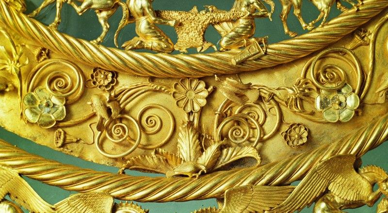 Скифское золото должно вернуться в Крым.