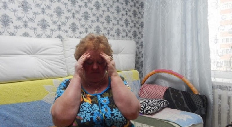 Пожилым людям соседство с шумными хамами даётся особенно тяжело.