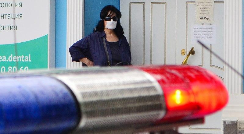 Крымские власти напоминают о необходимости соблюдения масочного режима.