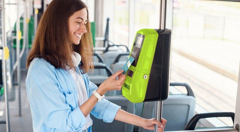 Ещё месяц оплатить проезд в транспорте по карте можно со скидкой.