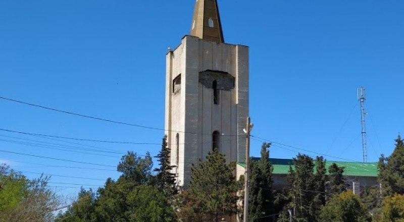 Храм святых праведных Захария и Елисаветы.