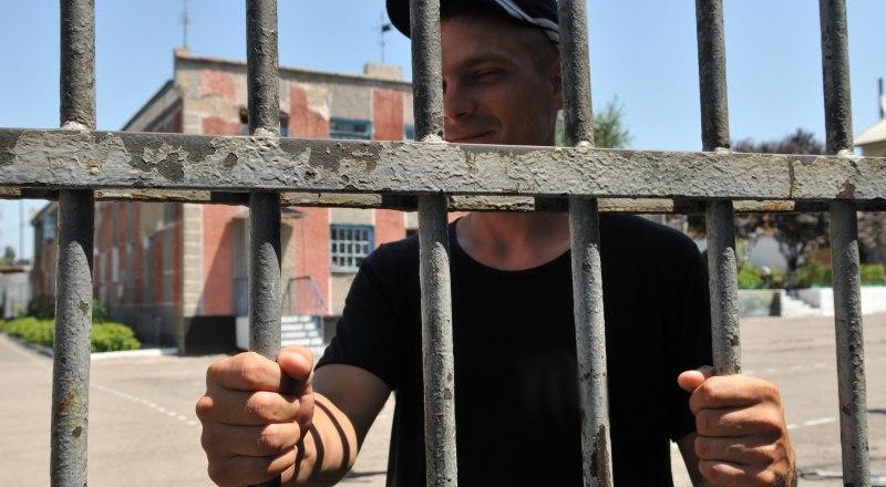 Из-за введённого карантина в исправительную колонию Симферополя прекращён всякий доступ.