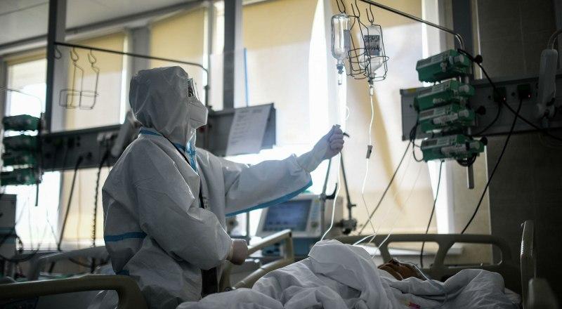 Российский препарат спасает пациентов от смерти при тяжёлых формах COVID-19.