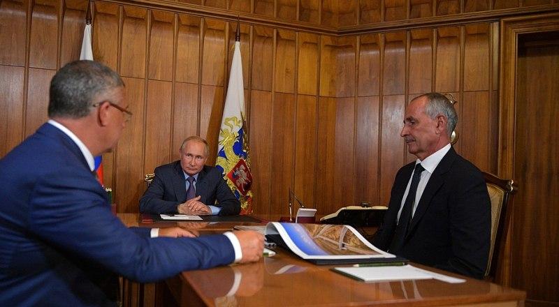 Главную транспортную «артерию» Крыма откроют раньше срока.
