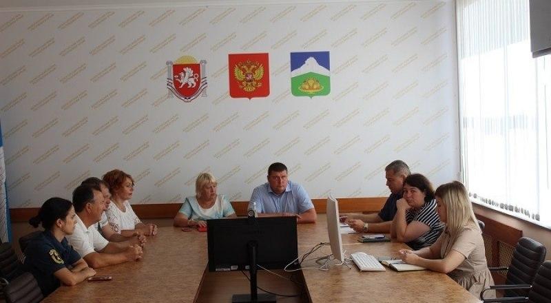 Фото пресс-службы администрации Белогорского района.