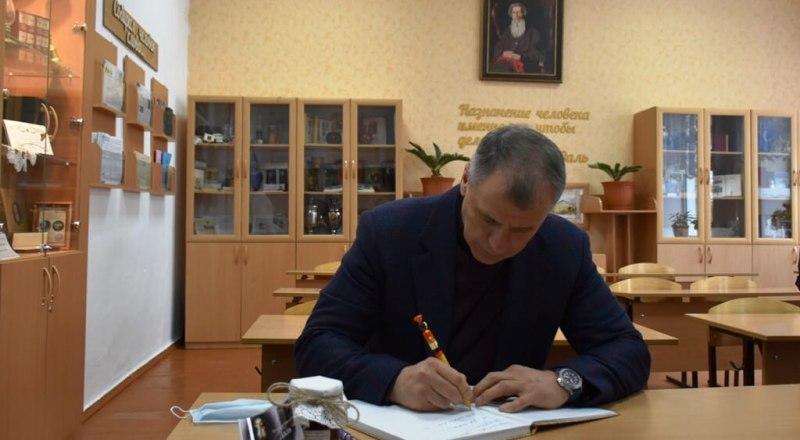 Председатель Госсовета РК Владимир Константинов считает, что таких музеев должно быть больше.