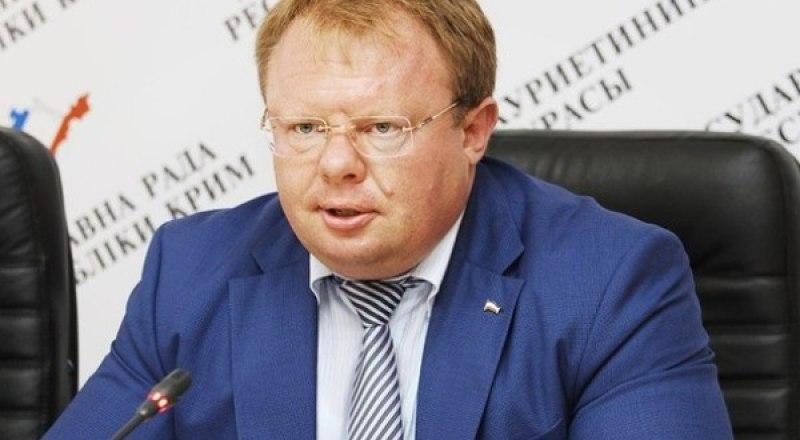 Председатель Комитета ГС РК по туризму, курортам и спорту Алексей Черняк