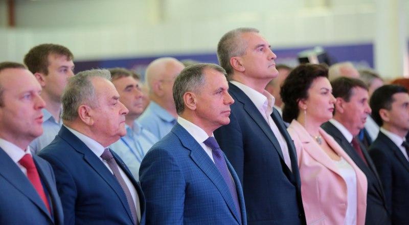 Партия «Единая Россия» нацелена на успех и процветание всего Крыма.