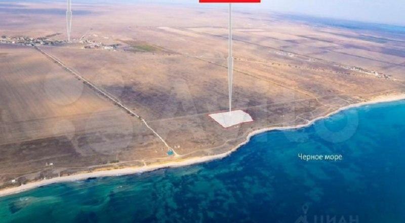 Участки у моря пользуются спросом даже вдали от цивилизации.