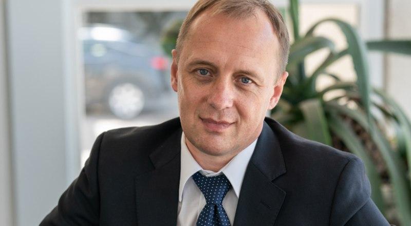 Сергей Елькин. Фото пресс-службы КФУ.