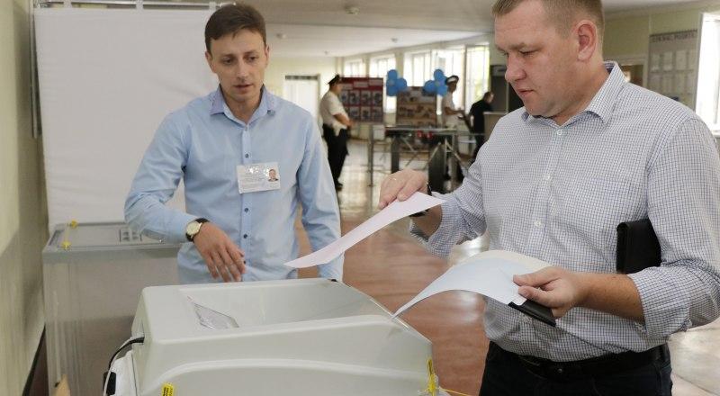 Кресла депутатов Госсовета избиратели доверили представителям трёх партий.