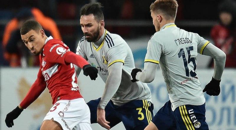 Вчера двумя матчами стартовал 23-й тур первенства России 2019/2020 года.