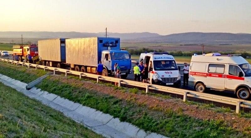 Фото пресс-службы ГУ МЧС по Республике Крым.