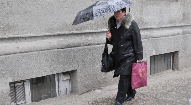 Крымчане ждут плохую погоду как манну небесную. Нам нужна вода.