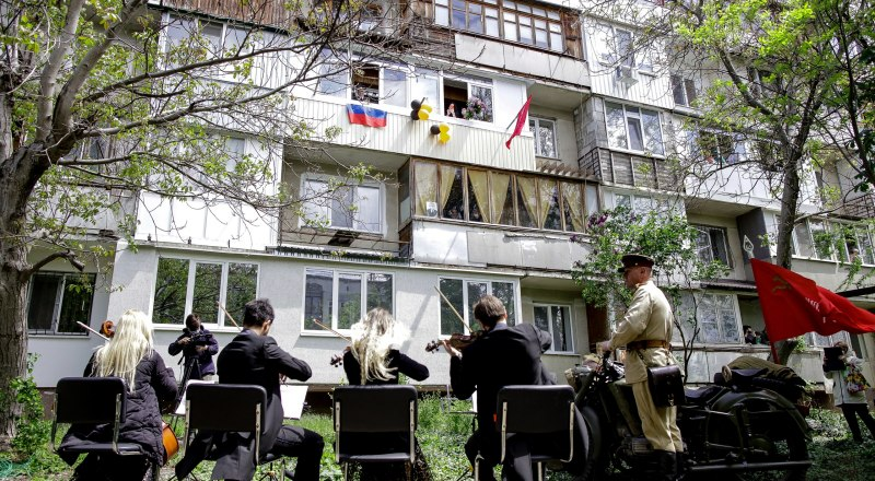 Фото со страницы Сергея Аксенова в социальной сети