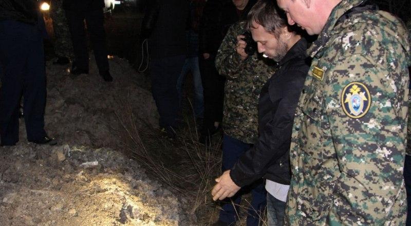 Фото: пресс-служба Следкома РФ по Крыму и Севастополю.