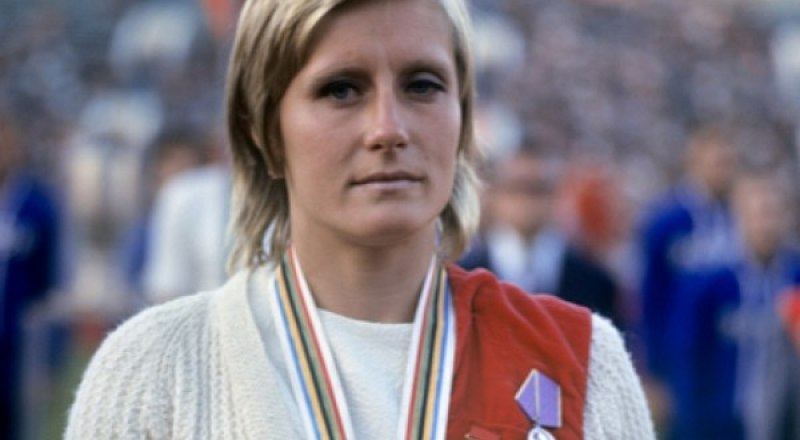 Вот такой неукротимой в спорте была Галина Прозуменщикова. Её не очень радовали «серебро» и «бронза» в Мехико-1968 после «золота» в Токио-1964.
