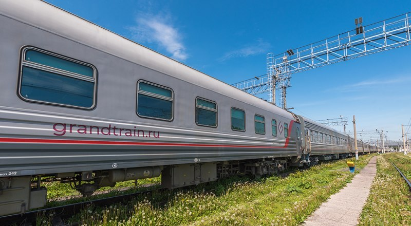 Фото пресс-службы компании-оператора пассажирских железнодорожных перевозок «Гранд Сервис «Экспресс».
