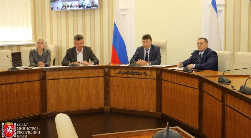 Фото: пресс-служба правительства Республики Крым