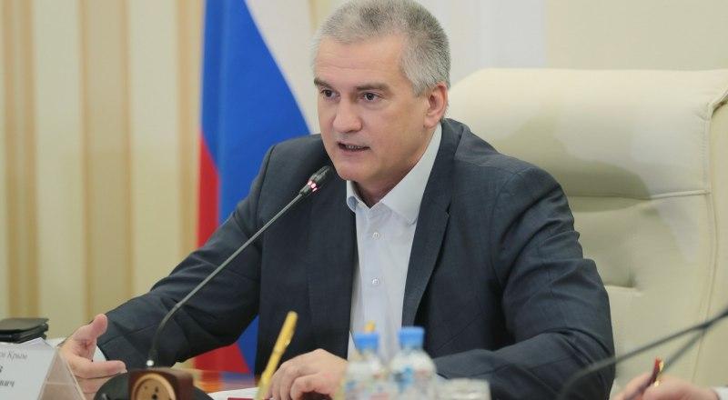 По мнению Сергея Аксёнова, система торгов при заключении госконтрактов доказала свою неэффективность.