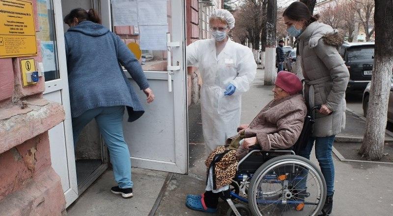Крымские больницы возвращаются к приёму пациентов в штатном режиме.