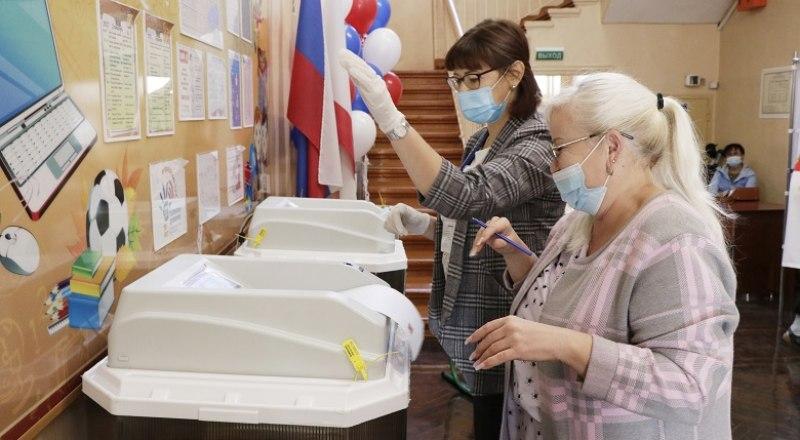 На выборах задействованы 260 тысяч комплексов обработки избирательных бюллетеней (КОИБ). Фото: Анны Кадниковой
