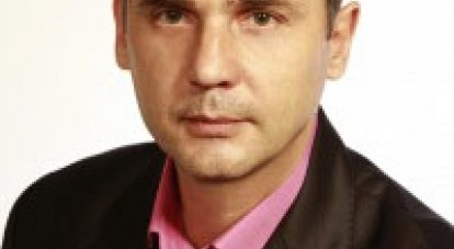 Генеральный директор «ТСК-Таврия», мастер спорта Александр Гайдаш.