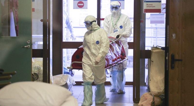 На лечение пациентов с COVID-19 или с подозрением на него дополнительно выделят деньги. Фото с сайта rg.ru