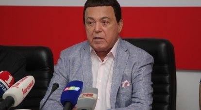 Иосиф Давыдович призвал не допустить «майданов» в России.