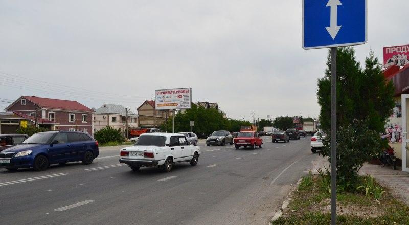В крымской столице может появиться ещё один участок с реверсивным движением.