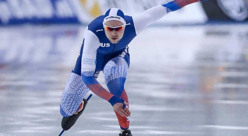 Обладатель двух серебряных медалей чемпионата мира-2021, заслуженный мастер спорта Павел Кулижников.