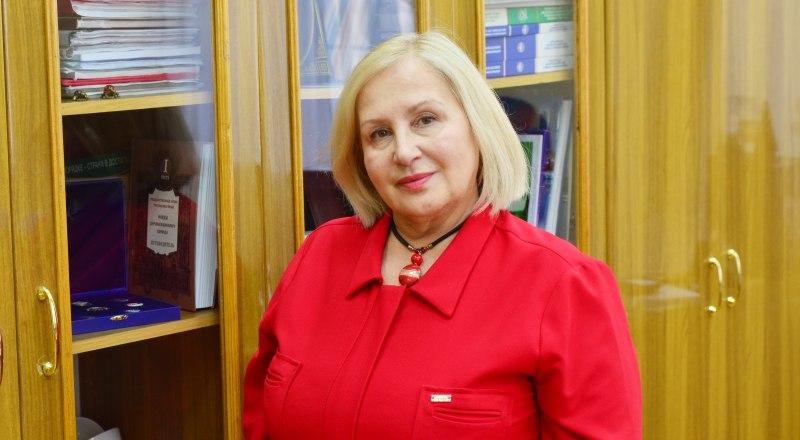 Ольга Балдина.