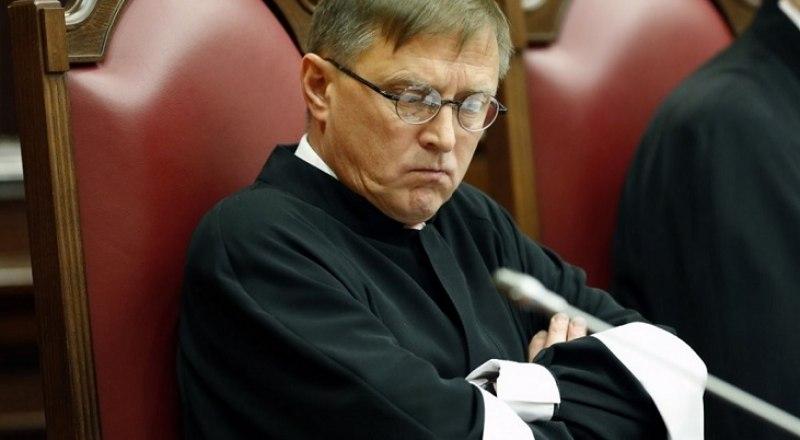 Судья Конституционного суда РФ Константин Арановский.