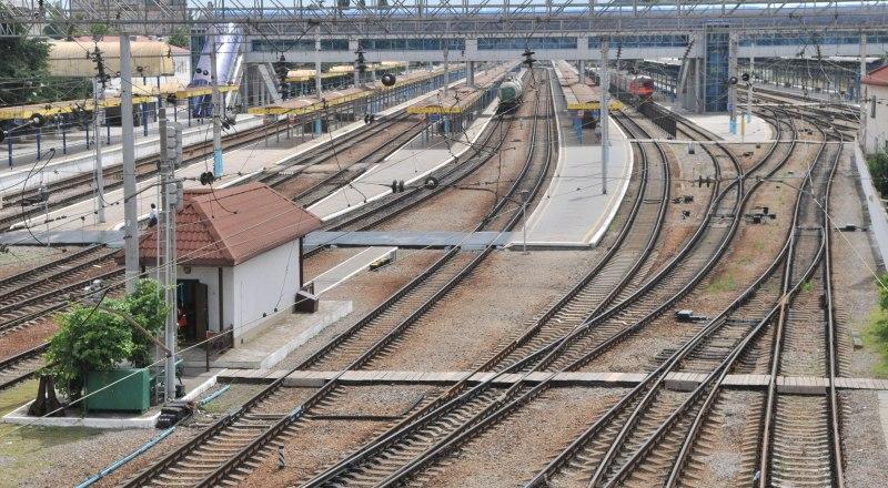 Вокзалы крымских городов готовы встречать поезда.
