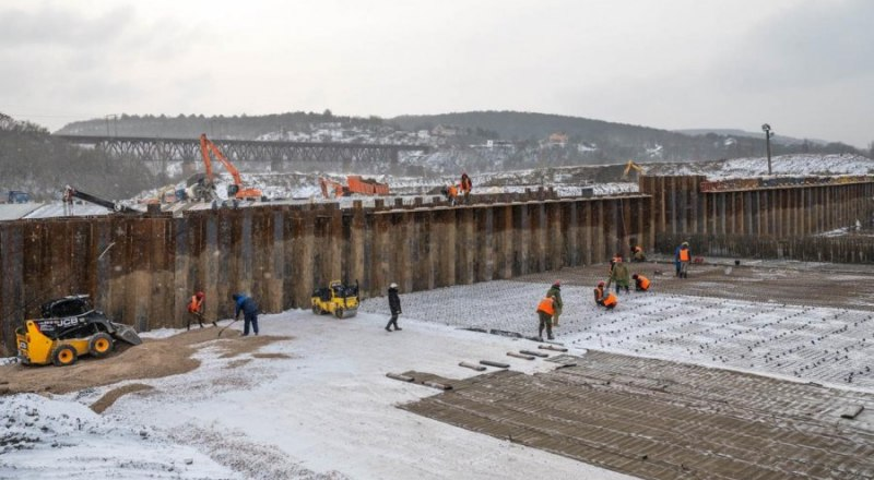 Водозабор на Бельбеке. Фото с сайта sev.gov.ru