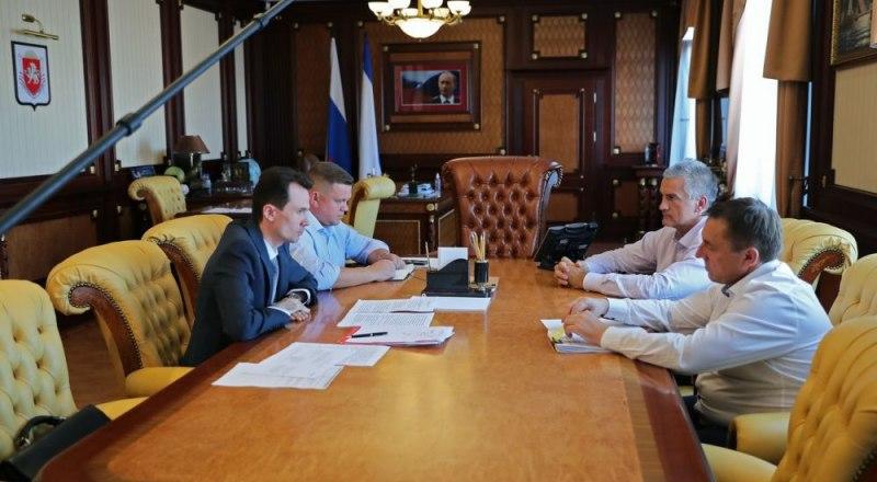 Фото пресс-службы правительства Республики Крым.