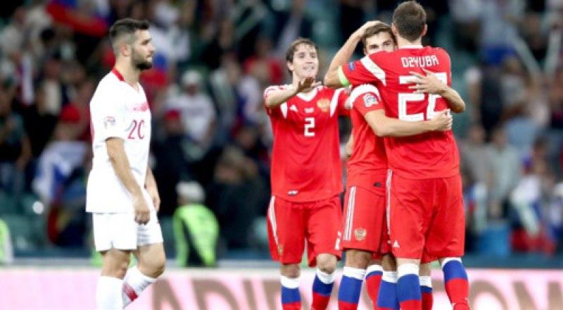 Вот оно, торжество сербского футбола.