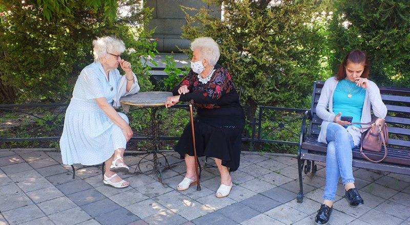 В 80 лет надбавка только к российскому размеру пенсии.