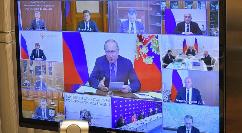 Источник фото: Алексей Дружинин / РИА Новости