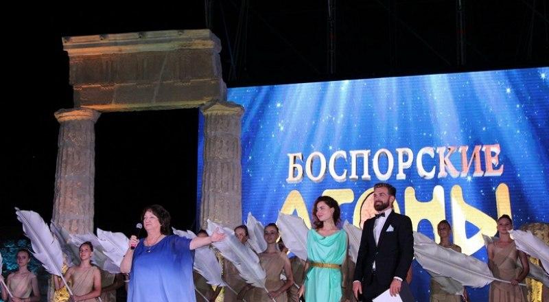 Так начинаются «Боспорские агоны» на древнем Пританее.