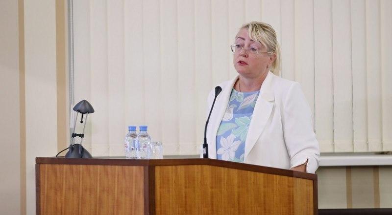 Ирина Кивико: «В целом бюджеты регионов по доходам перевыполнены почти на треть».