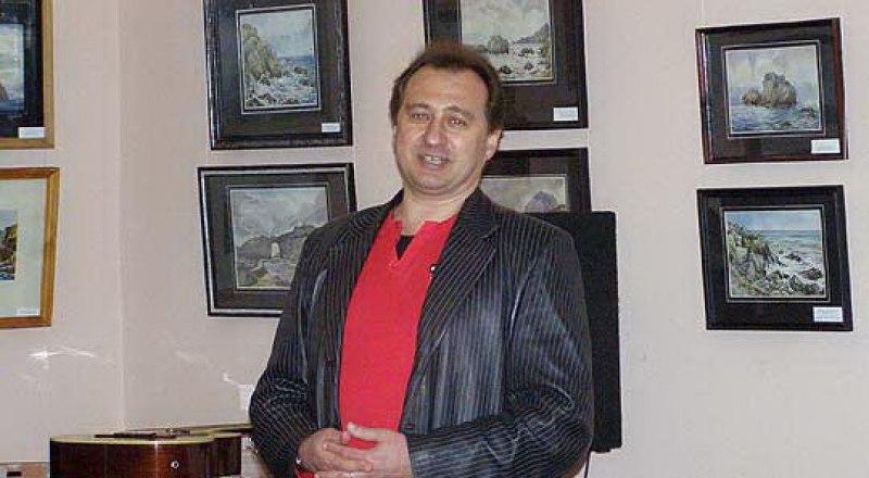 Юрий Фёдоров и его работы.