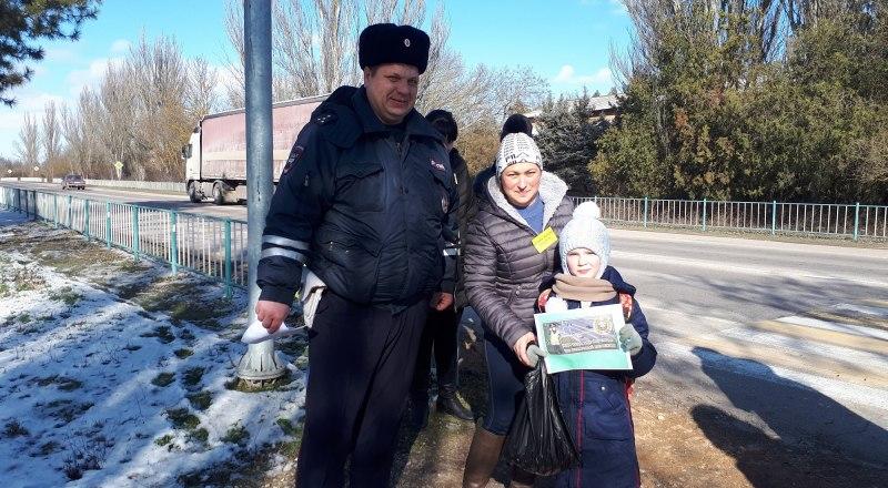 Фото: пресс-служба Госавтоинспекции по Республике Крым